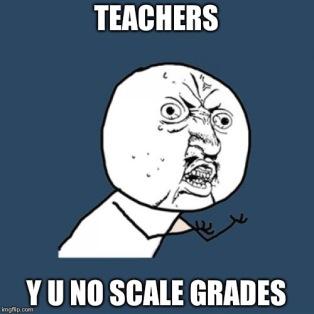 grade scales